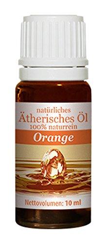 Neuston Orange - 100% naturreines ätherisches Öl, 10 ml