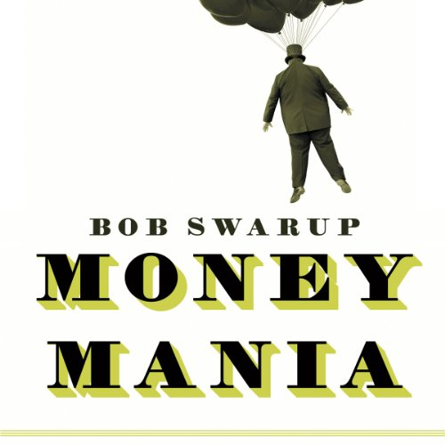 Money Mania audiobook cover art