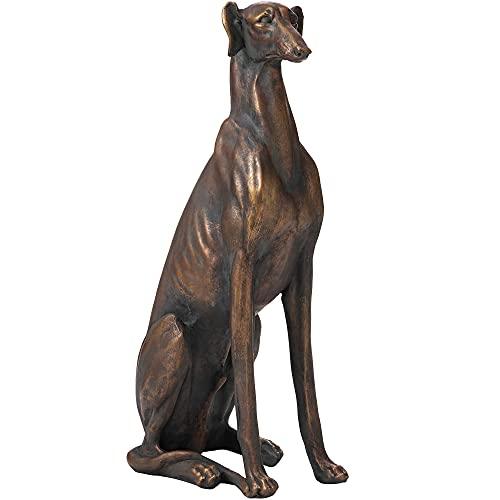 estatua perro de la marca Glitzhome
