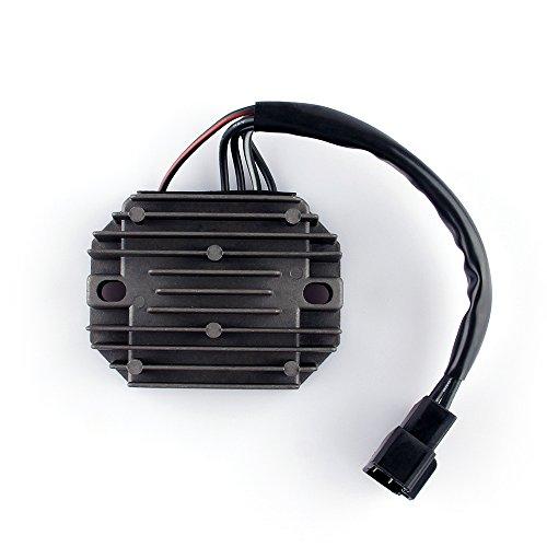 Areyourshop Regler Gleichrichter Spannung für Su-zu-ki AN400 AN250 98-02 Burgman Skywave 250 400