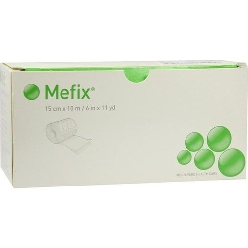 MEFIX Fixiervlies 15 cmx10 m 1 St