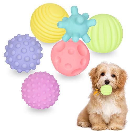 6 Pack Hundespielzeug aus Seil,Robuste Zähne,Hundespielzeug große Hunde Set,Hundespielzeug ist ungiftig,Mittelgroße Hundespielzeug,Hundeseil Spielzeug welpe,Kauspielzeug für robuste Zähne(A)