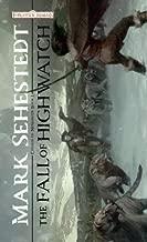 The Fall of Highwatch: Chosen of Nendawen, Book I