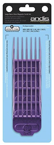 Andis Nano 1 Magnetic Comb Attachment - Large 4-Count