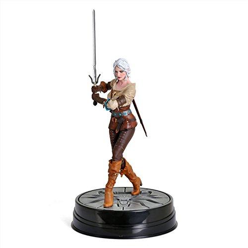 Elbenwald Witcher 3 Statue Ciri Figur zu Wild Hunt 30cm PVC
