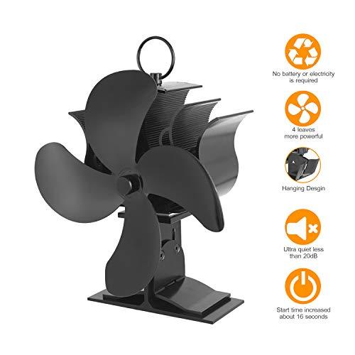 Ventiladores silenciosos para chimeneas ✅ Ventiladoronline.es