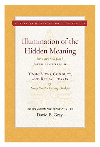 Illumination of the Hidden Meaning Vol. 2: Yogic Vows, Conduct, and Ritual Praxis (Treasury of the Buddhist Sciences, Band 2)