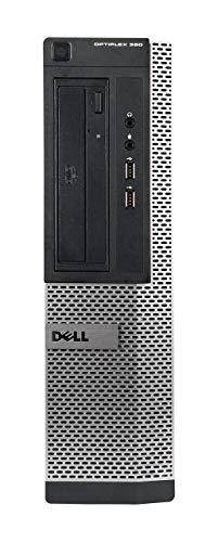 DELL OPTIPLEX 3010 INTEL CORE i5-3470 8 GB RAM 250GB HDD WIN 10 PRO (Renewed)