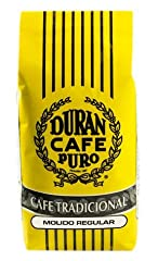 Café Duran Panamá Ground Coffee Duran From Boquete Highland Coffee Traditional Roast Oldest Coffee Manufacturer in Panama Cafe Arabica Ground Coffee Freshly Imported from Panama 1 Pound Perfect cup of coffee, Duran Cafe Puro from Central America Fres...