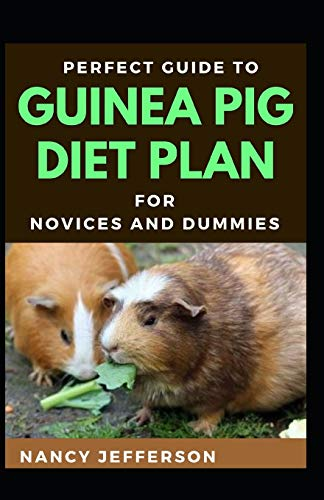 Perfect Guide To Guinea Pigs Diet Plan For Novices And Dummies: Delectable Recipes For Guinea Pig For Staying Healthy And Feeling Good