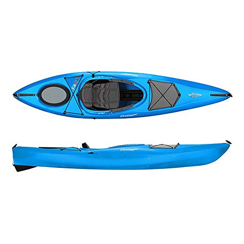 Dagger Axis Adventure Multi-Water Kayak, Blue, 10.5