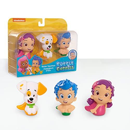 Bubble Guppies Bathtime Set
