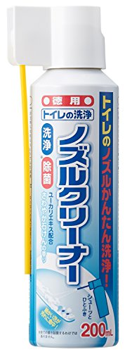 アイメディア トイレの洗浄ノズルクリーナー 200ml A-07