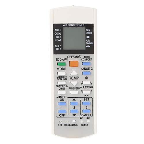 Controlador De Control Remoto Compatible Para Aire Acondicionado Panasonic A75C3300 A75C3208 A75C3706 A75C3708