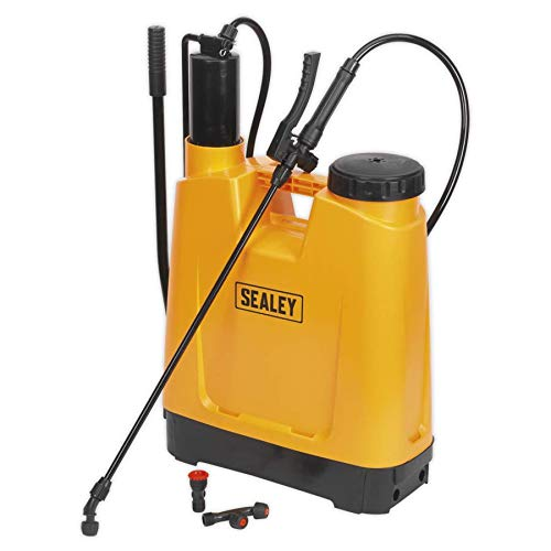 Sealey SS4 Backpack Pressure Sprayer 16 Litre