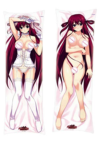 The Fruit of Grisaia - Amane Suou 160x50cm(62.9in x 19.6in) Pillowcases Two Way Tricot