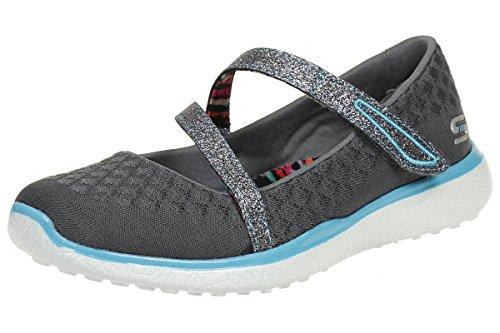 Skechers Micorburst One UP Ballerina Trainers Sneaker Girls , Numero di scarpe:EUR 28.5