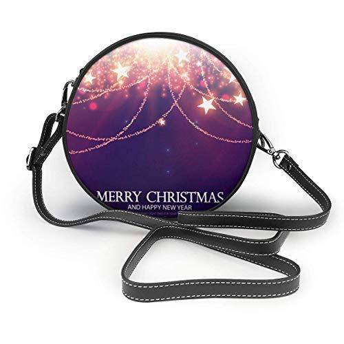 Decoración de Año Nuevo con Guirnaldas de Oro y Luces Brillantes Pequeñas...