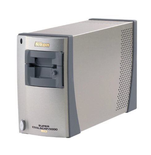 : Nikon Super CoolScan 5000 ED Film Scanner : Computer Scanners