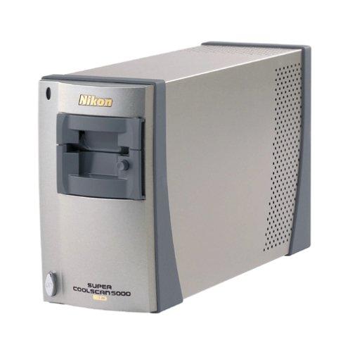 NikonSuperCoolScan5000EDFilmScanner