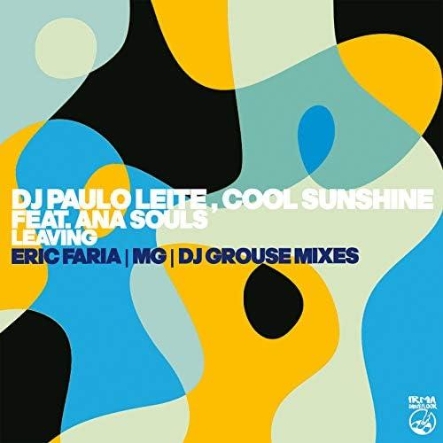 DJ Paulo Leite, Ana Souls & Cool Sunshine