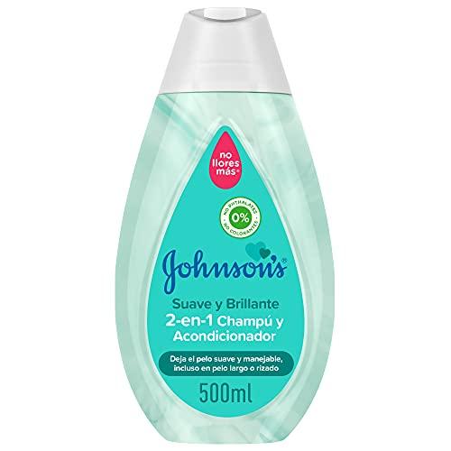 Johnson's Baby Jonhson'S Baby Soft & Shiny Champú y Acondicionador 2 En 1 560 g