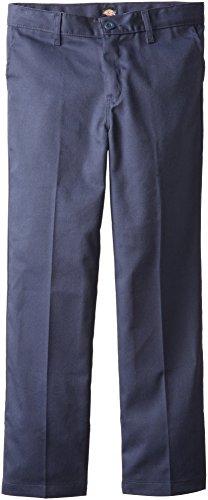 Dickies Stretchhose für Jungen, Khaki - Blau -