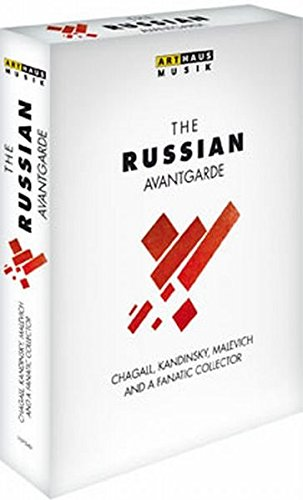 The Russian Avantgarde, 4 DVDs