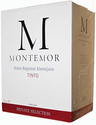 Dorina Lindemann Rotwein Montemor Bag in Box 5 Liter Quinta da Plansel Portugal, viel leckerer Wein für wenig Geld