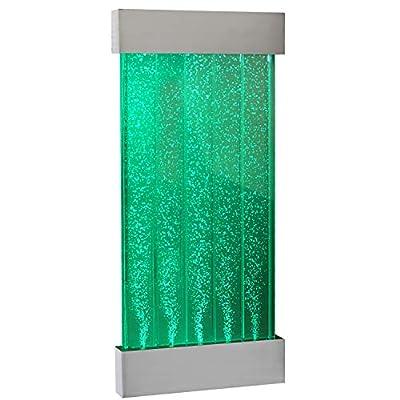 Sensory LED Bubble Wall