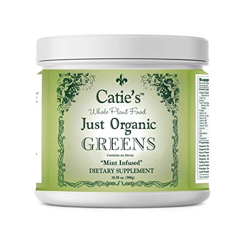 Catie's Whole Plant Food Just Organic GREENS