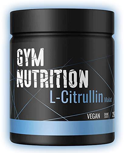 L - CITRULLIN Malat Pulver - ULTRAPURE - Hochdosiert - Vegan - Hergestellt In Deutschland - Rein & ohne Zusätze aus pflanzlicher Fermentation - Premium Citrulin Malat Aminosäure