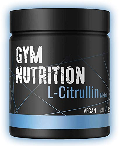 Gym-Nutrition -  L - CITRULLIN Malat