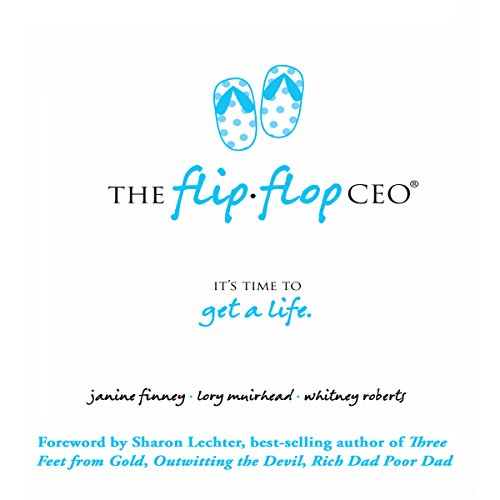The Flip Flop CEO cover art