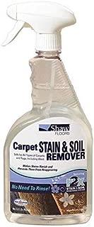 Shaw R2X Carpet Stain & Soil Remover 32 Ounces Spray