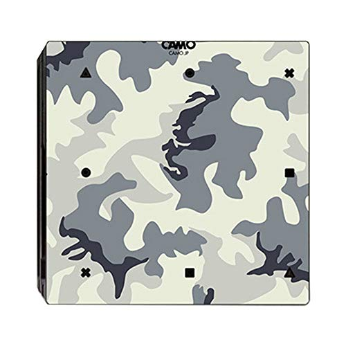 Great Deal! Seaintheson Camouflage Skin Sticker for Sony Playstation PS4 PRO Console Controller Deca...