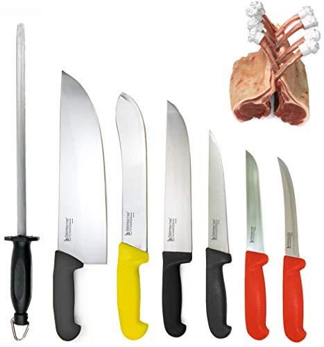 Set di coltelli Macellaio Lusso da Dolomiten inox