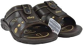 Ziley 00645 Anatomik Taban Tokalı Erkek Terlik Sandalet