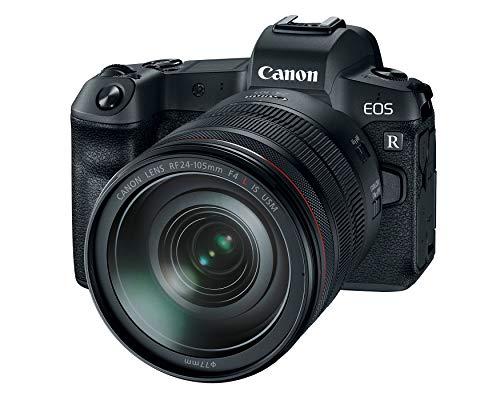 Câmera Digital Canon EOS R Mirrorless c/Lente 24-105mm