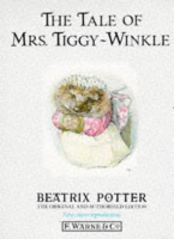 The Tale of Mrs. Tiggy-Winkle (Peter Rabbit)の詳細を見る