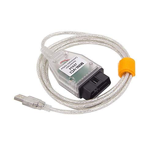 Aidixun Mini-VCI J2534 Cable Firmware 1.4.1 for Toyota, Techstream Software (Newest Version)