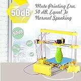 Colido COLD3D-LMD028X DIY Impresora 3D, 20 x 20 x17 cm, Fijación sin Laca