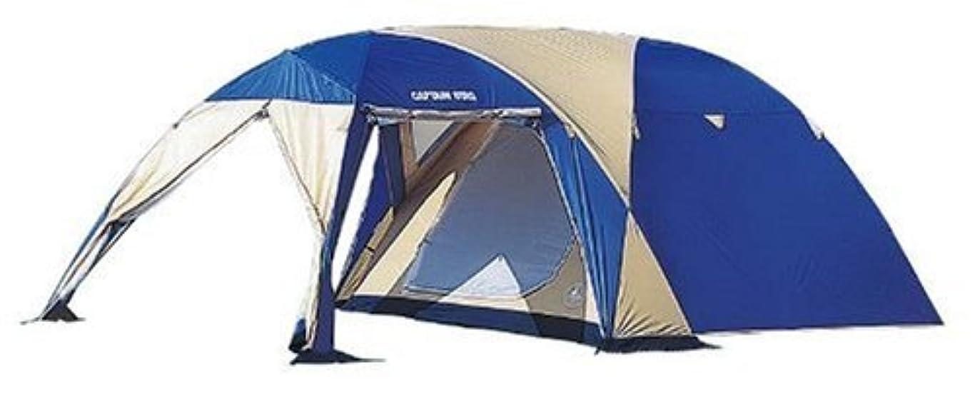 チャーミングイソギンチャクけん引キャプテンスタッグ(CAPTAIN STAG) キャンプ用品 テント オルディナ スクリーンツールームドーム [5-6人用]M-3117