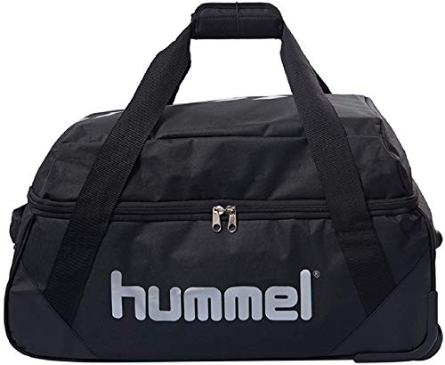 hummel Reisetasche Authentic Charge Trolley 205127 Black L