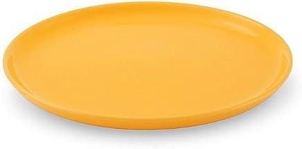 Preisvergleich für Frühstücksteller Jumbo-Untertasse 19cm HAPPYMIX SAFRANGELB Friesland