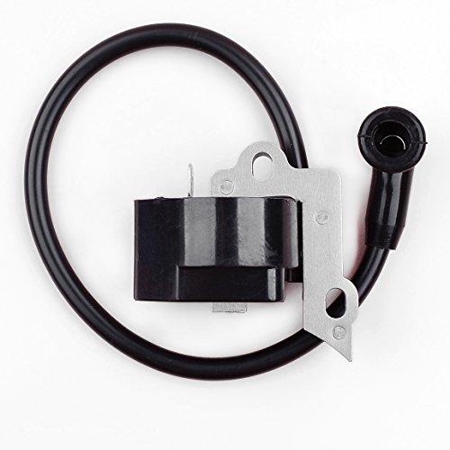 Haishine Bobina de Encendido Módulo Magneto para POULAN PP3516AV McCulloch MC4218# 545115801 Motosierra