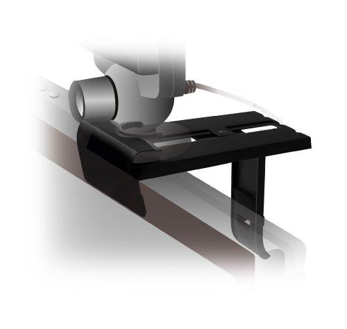 Eye Stand, schwarz - Kamerahalterung -PS Eye- für Flachbildschirme - [PS3]