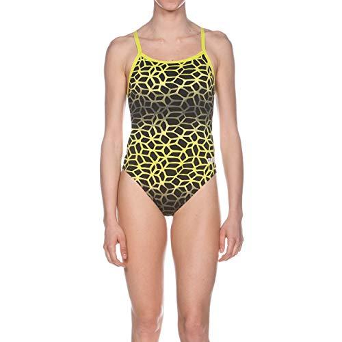 Arena Swim 2A484 Women's MaxLife Polycarbonite Ii Chllng BCK Swmst