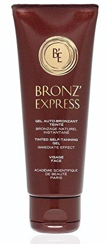 Academie BRONZ'EXRESS getönte Selbstbräunungsgel mit Soforteffekt 75 ml