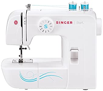 SYS Score: 8.7 SINGER | Start 1304 6 Built-in Stitches, Free Arm Best Sewing Machine for Beginners